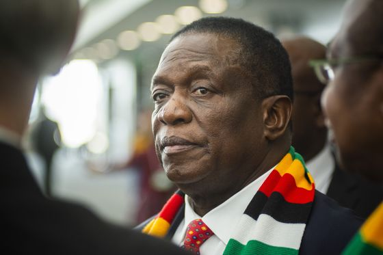 Bank Fines, Suspensions Weighed by Zimbabwe for Currency Gouging