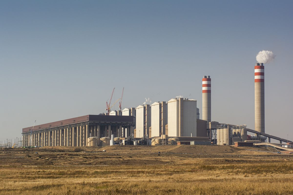 Two Mammoth Power Plants Are Sinking Eskom and South Africa