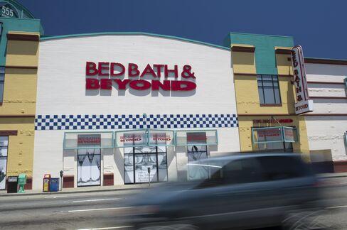 Bed Bath & Beyond Drops After Profit Forecast Trails Estimates