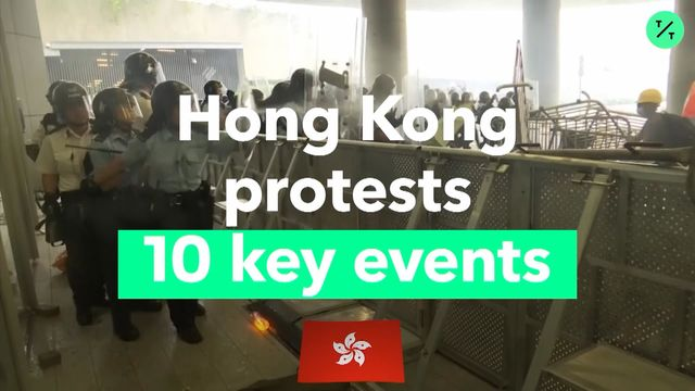 Hong Kong Turmoil Has Millionaires Eyeing Other Wealth Havens