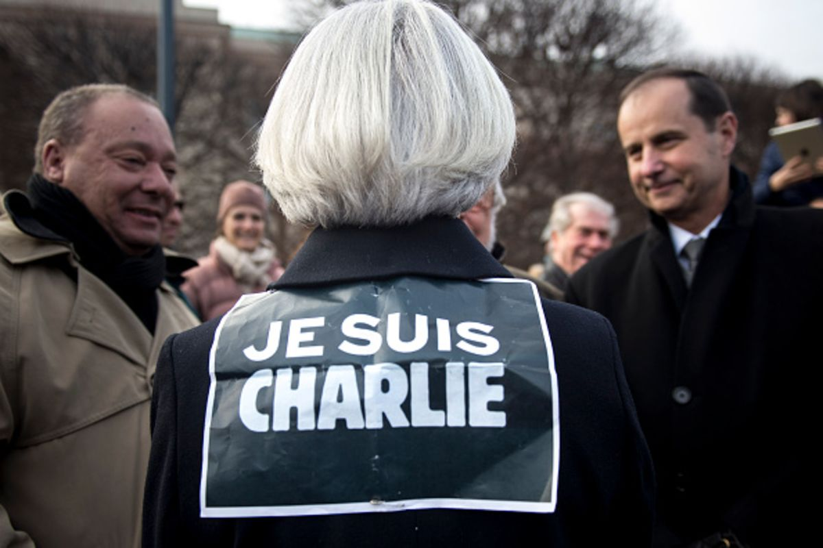 U.S. Officials Say Non to 'Je Suis Charlie' Rallies