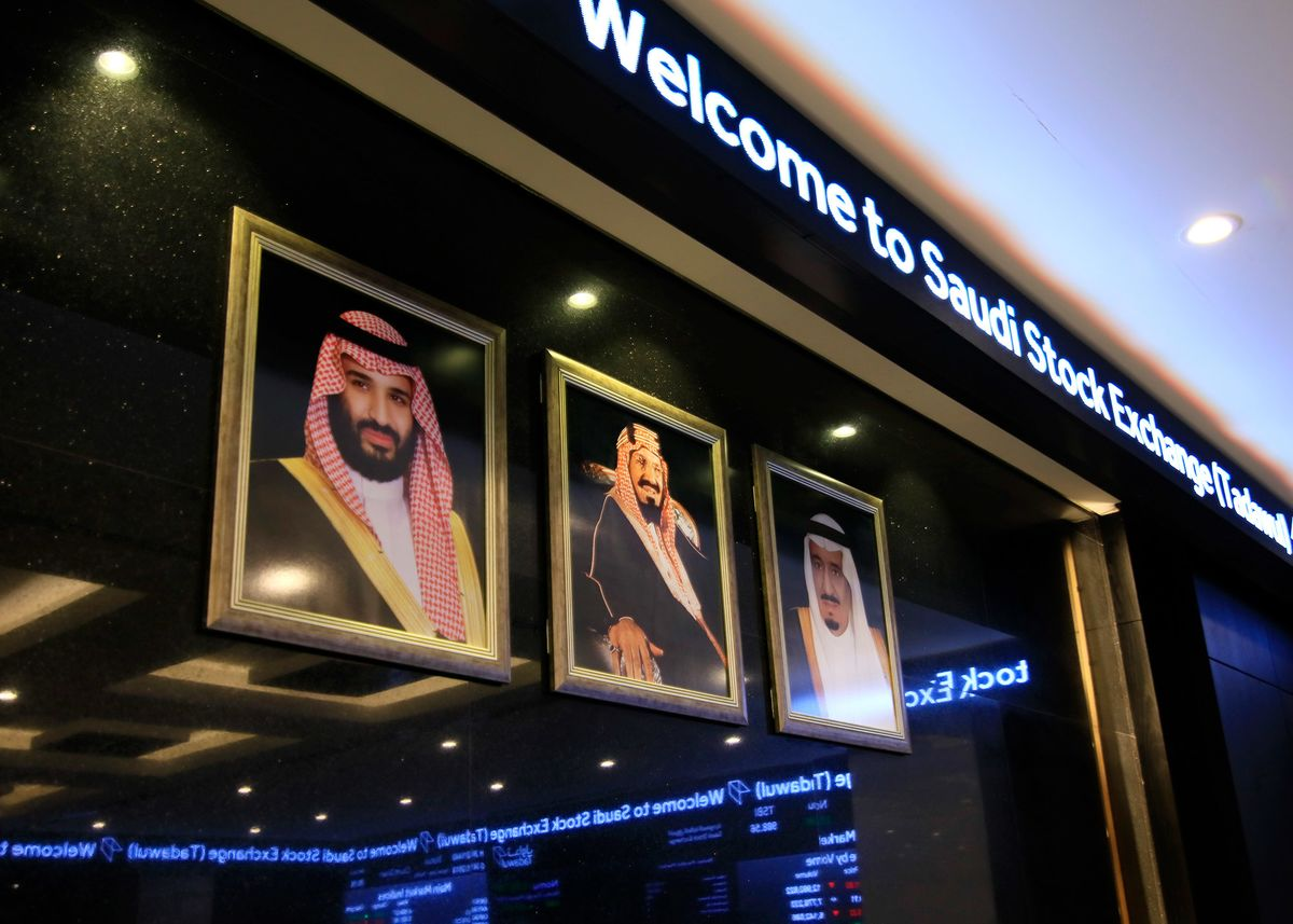 World's Biggest IPO Tests Saudis' Faith in Their Crown Prince