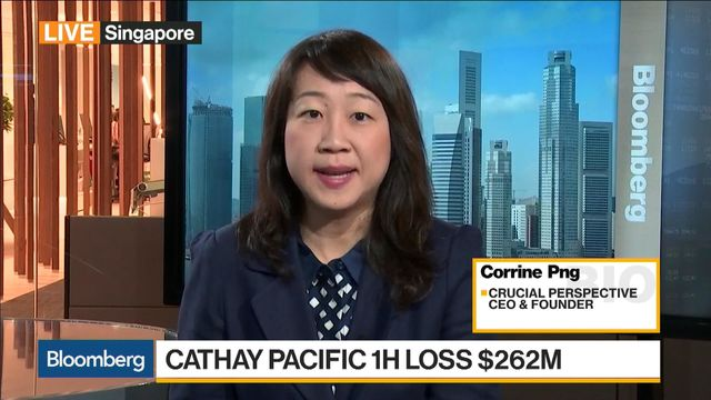 'Intense competition' swings Cathay to HK$1.7bn loss in H1