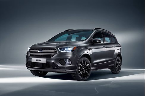 Ford Kuga SUV with SYNC 3 connectivity.