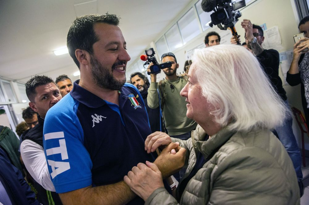 Italy's Populist Victor Faces the Crunch