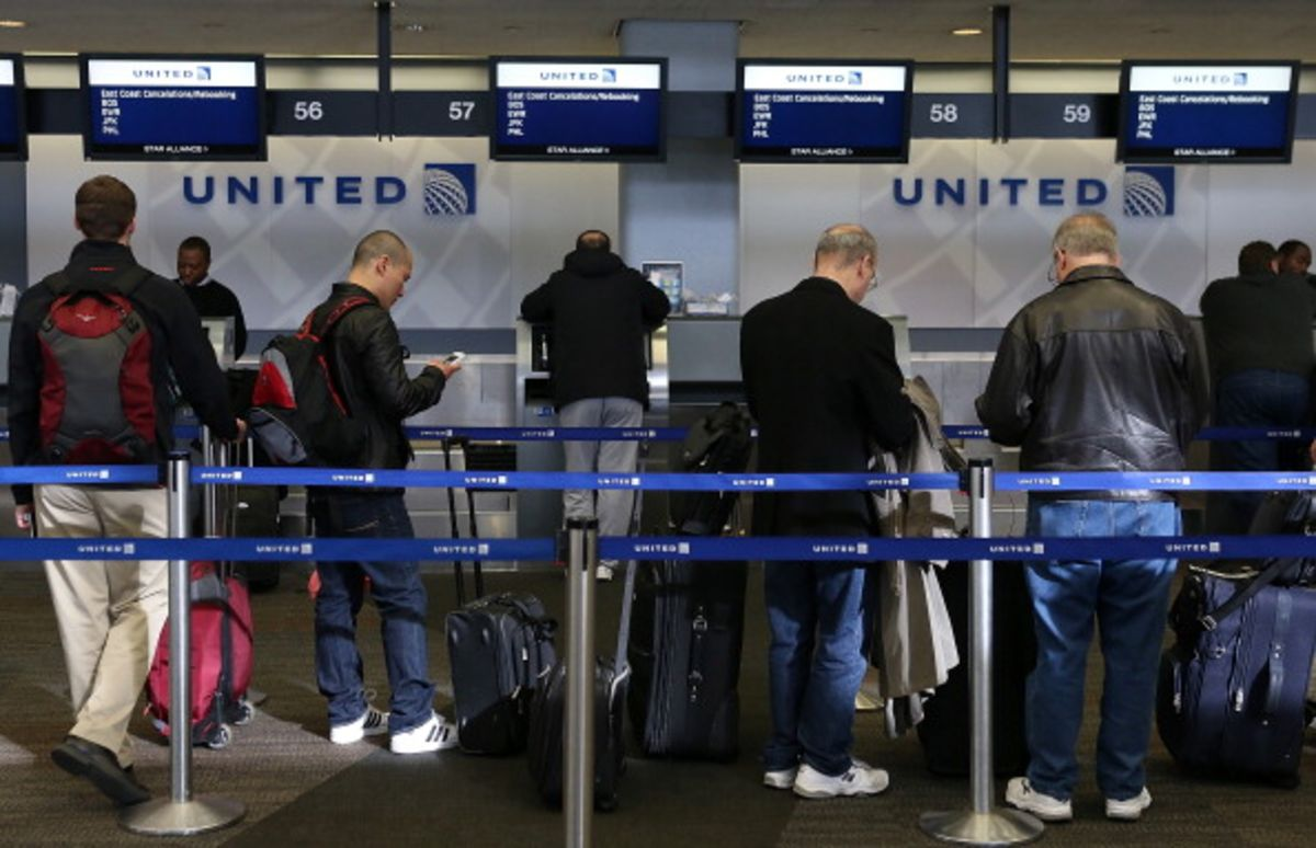 Is United Airlines as Safe as Its Passengers?