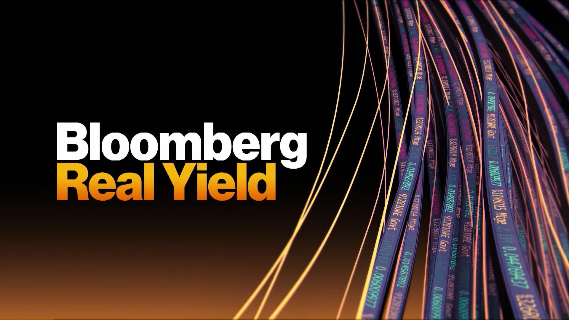 'Bloomberg Real Yield' Full Show (10/18/2019)
