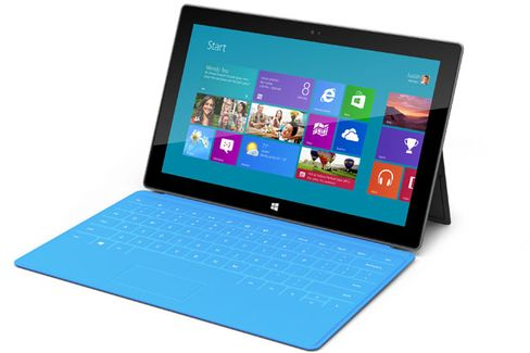 Microsoft's Surface Tablets Raise the Bar for PC Pals
