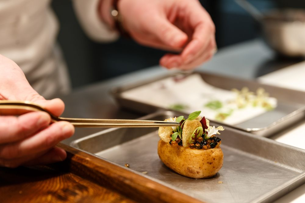 Core by Clare Smyth May Have World's Best Potato - Bloomberg