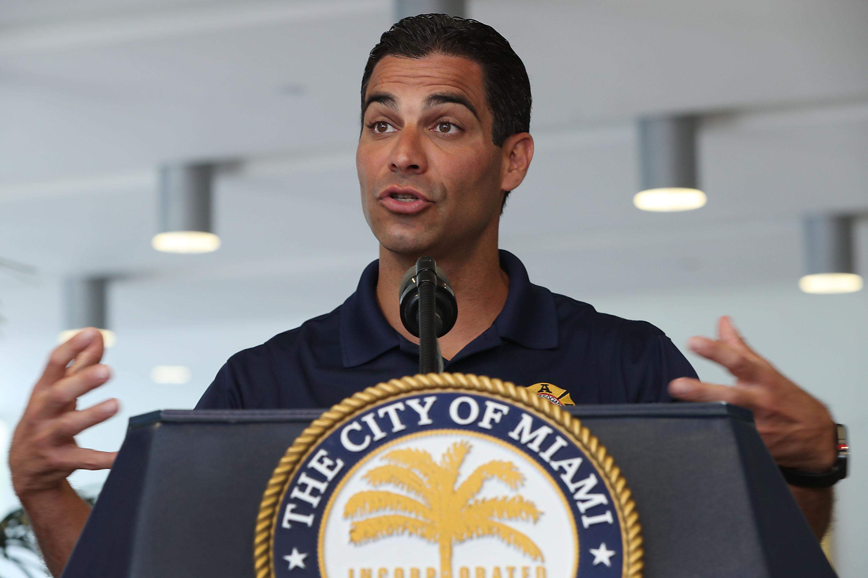 Walikota Miami Francis Suarez