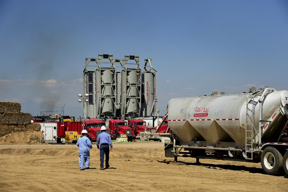 Halliburton (HAL) Sees Drop in Fracking Earnings in First