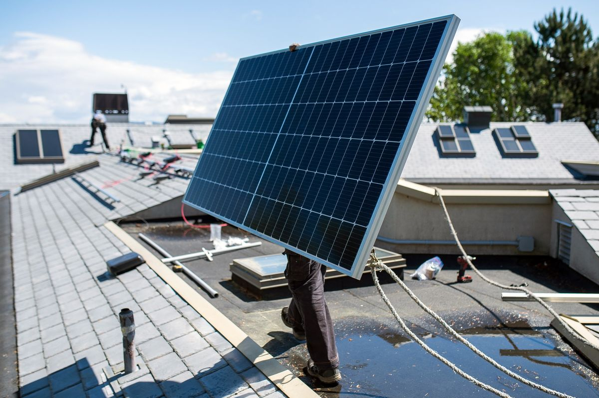 SunPower CEO Sees Potential for 100-Million Home Rooftop Market