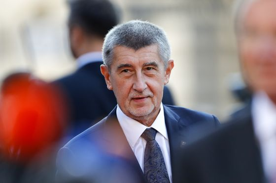 Czech Leader Vows to 'Never Resign' as Pressure Builds in Probe