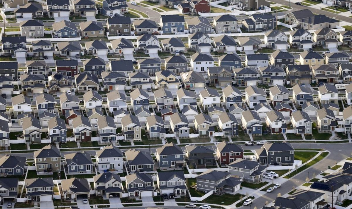 Why We Need a Standard Definition of the Suburbs - Bloomberg