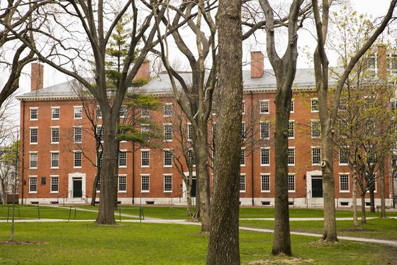 Harvard Aims to Double Undergrads Living on Campus Next Semester