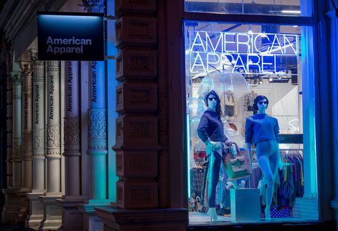 American Apparel's Fundraising Weighs on Shares After CEO Ouster