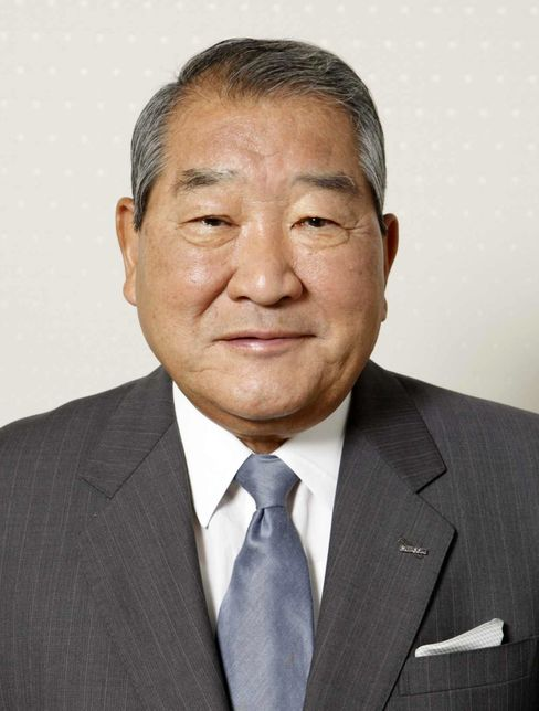 Capcom  Co. Chairman Kenzo Tsujimoto