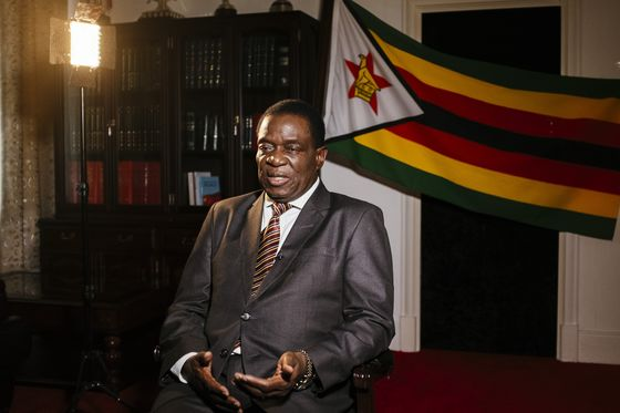 The Two Leading Candidates Vying to Be Zimbabwe's Next Leader