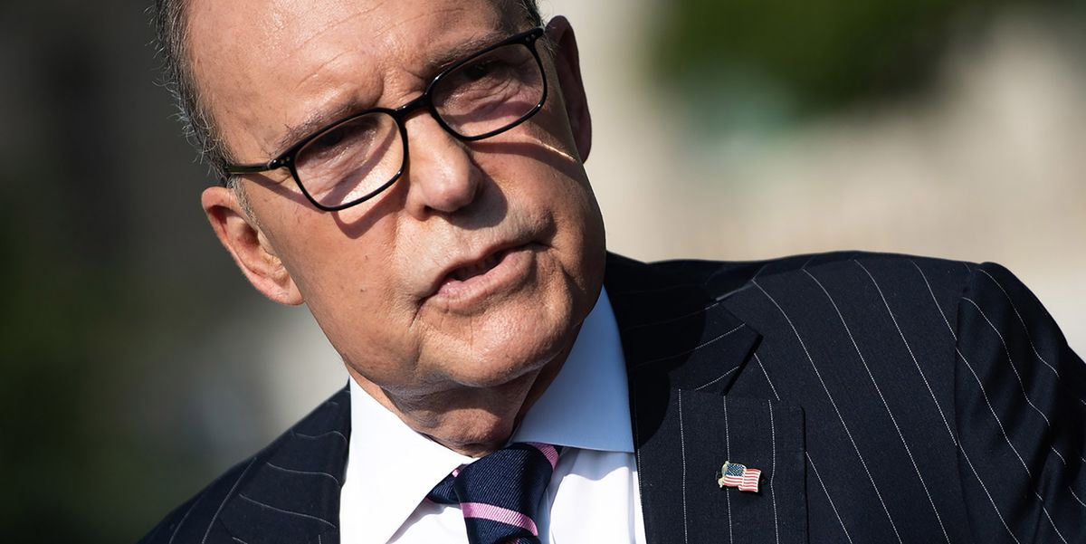 Kudlow Sees More China Talks Soon, Pushes Back on Economy