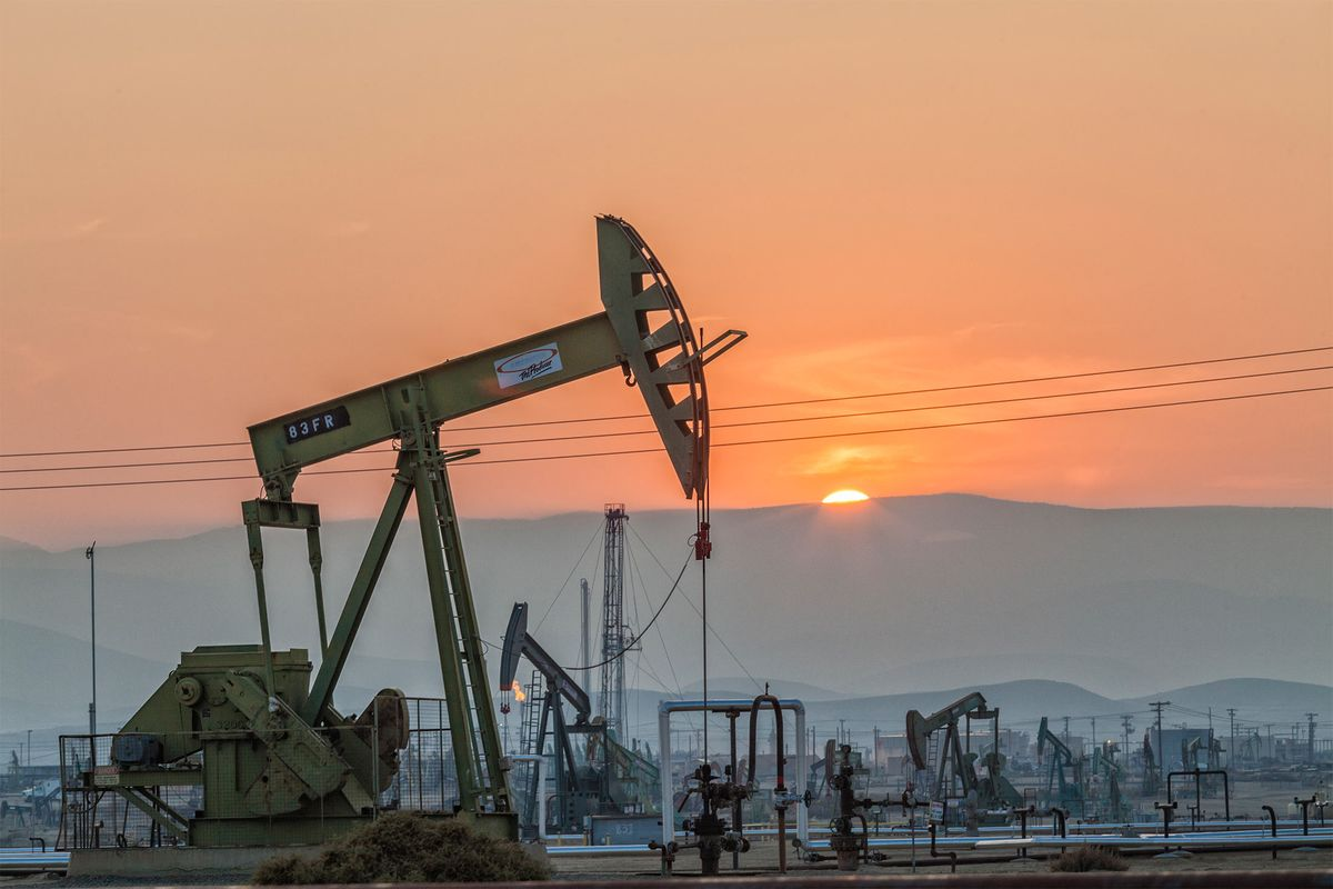 Some of World's Most Expensive Oil Is Being Pumped in California