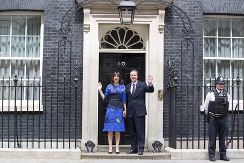 David Cameron Wins 2015 U.K. Election