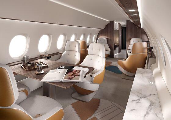 Dassault Unveils Roomiest Luxury Jet, Picks Rolls-Royce Engines