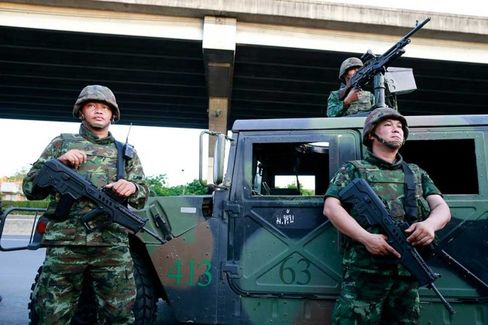 Thailand's Army Intervenes. But Please, Don't Call It a Coup