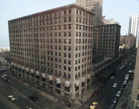 Chicago's Drake Hotel Hits Market in Lodging Recovery Test