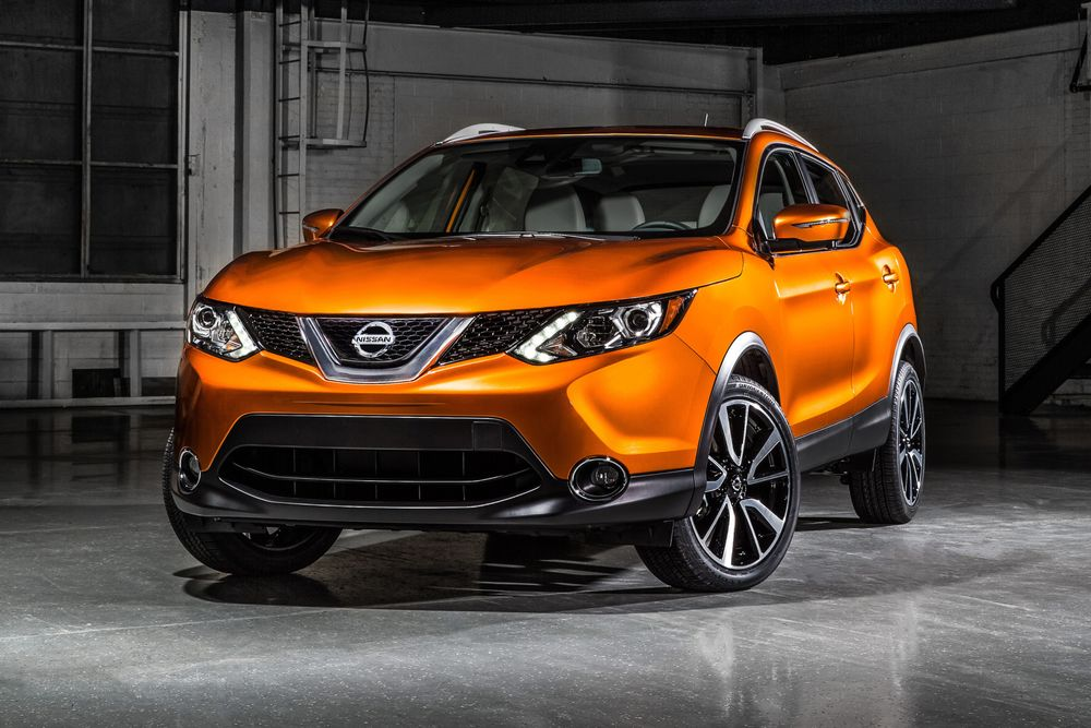 The Nissan Rogue