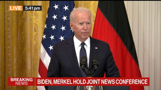 Biden Says U.S. to Warn Business on Deteriorating Hong Kong