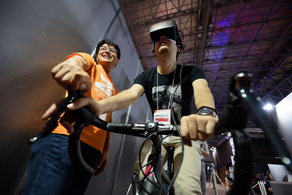 Bloomberg Decrypted Podcast: Inside Zwift and the Odd World