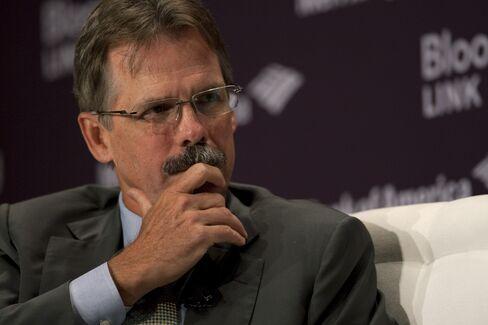 Silver Lake Financial Management CEO Glenn Hutchins