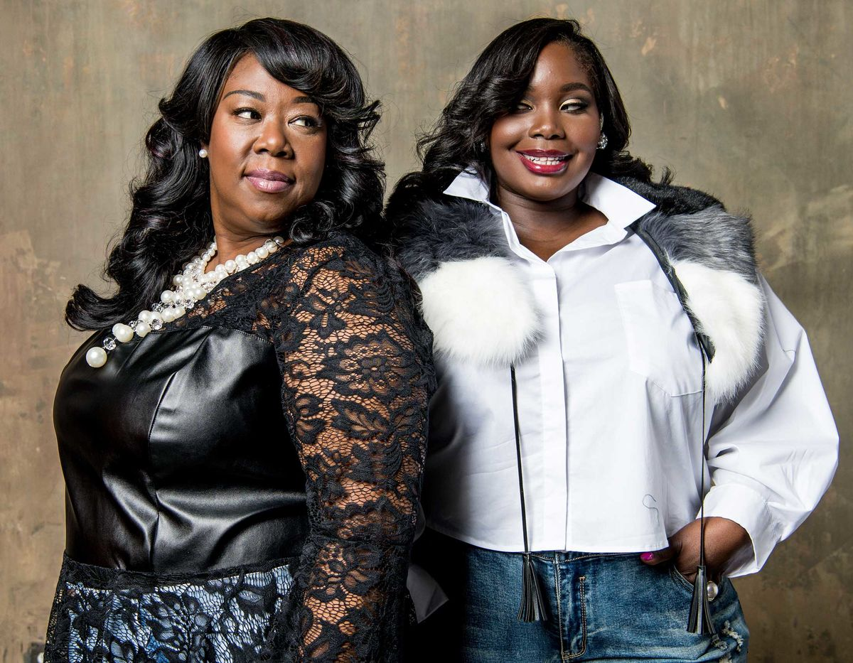be34126f947 The Fall and Rise of a Plus-Size Empire - Bloomberg