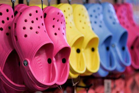 Crocs Pays Big to Trash Its Unsold Clogs