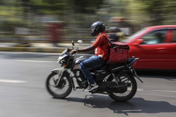Ant-Backed India Food Delivery Startup Zomato Plans 2021 IPO