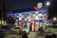 General Images Of Hindustan Petroleum Gas Stations Ahead Of Company Earnings