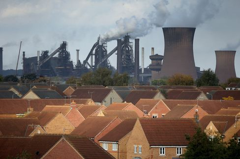 Tata Steel Expected To Axe Jobs In Scunthorpe Today