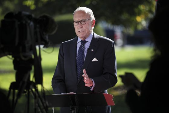 Fox Hires Former Trump Adviser Kudlow for New Business Show