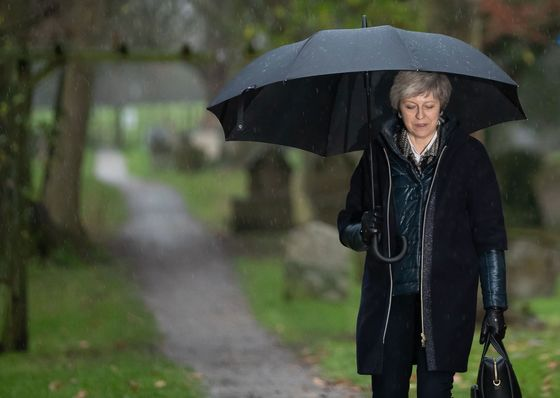 Brexit and Religion Meet as Refusal to Back Down Bedevils May