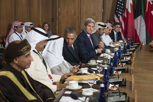 Summit Meeting With Leaders of the Gulf Cooperation Council