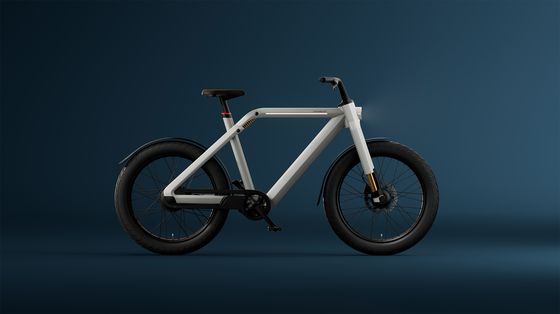 VanMoof Plans to Sella High-Speed e-Bike Whether Cities are Ready or Not