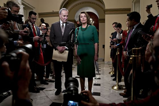 Shutdown Likely to Last Past Christmas as Wall Fight Drags On