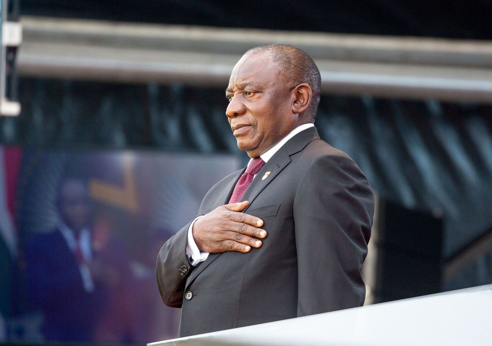 Ramaphosa's Team: Contenders for Key South African Cabinet Posts