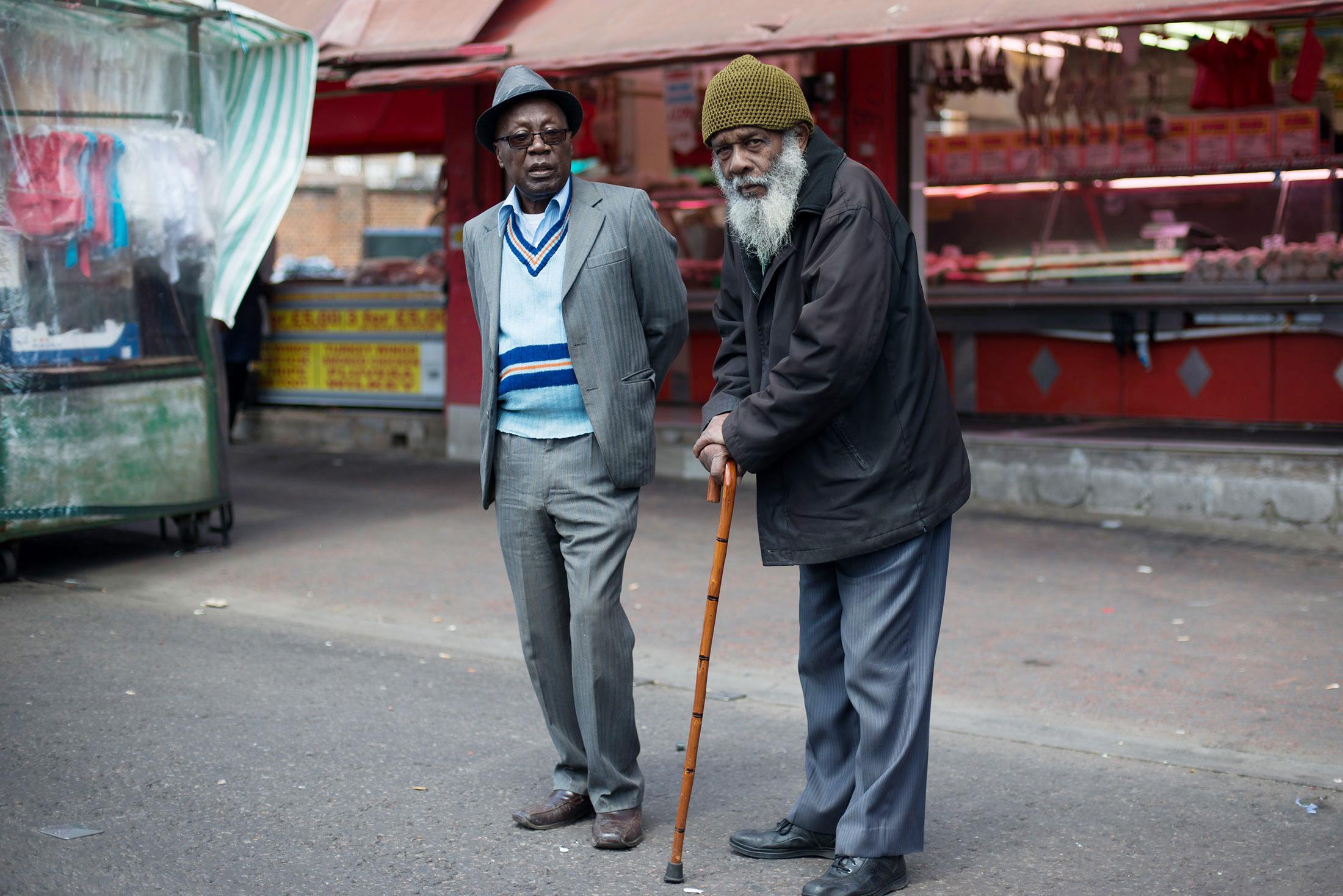 Jamal and Raj