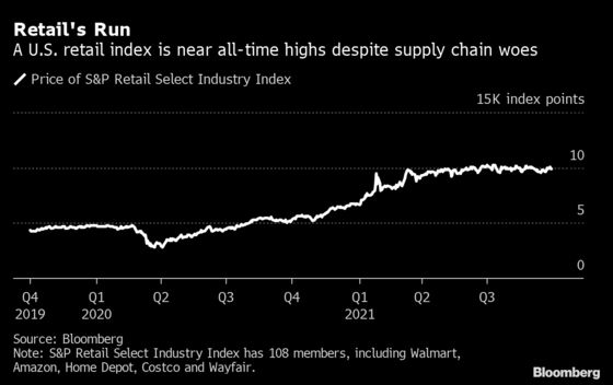 Christmasat Risk asSupply Chain 'Disaster' Only Gets Worse