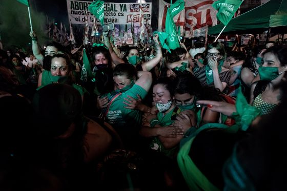 Argentina Legalizes Abortion in Major Shift for Women's Rights