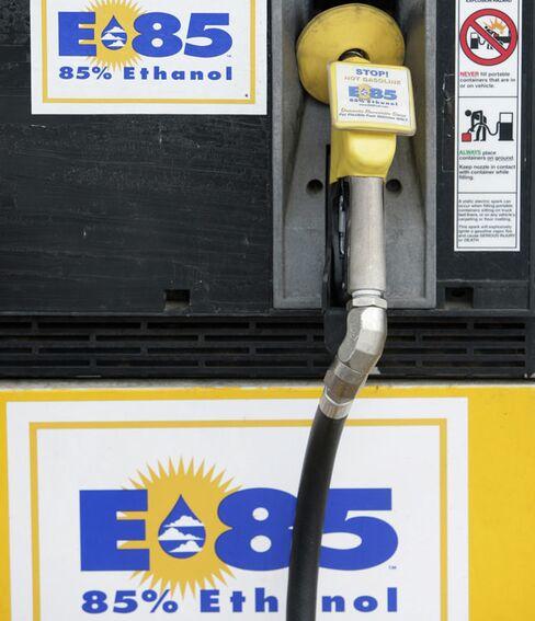 U.S. EPA Said to Permit More Ethanol Into Gasoline