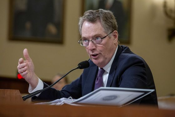 U.S. Wins WTO Dispute Over China Farm Policies, Lighthizer Says