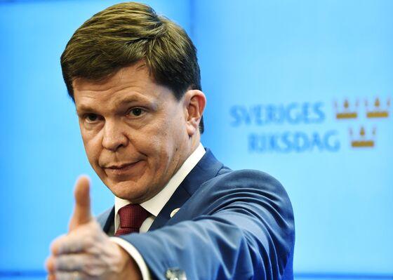 Dead-End Looms for Swedish Speaker Seeking Solution to Impasse