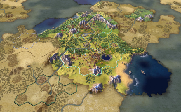 What Sid Meier S Civilization Vi Gets Wrong Bloomberg